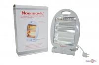 Кварцевий електрообігрівач Nokasonic NK-454
