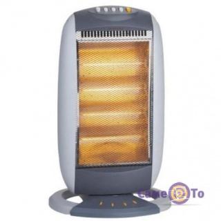 Кварцевый электрообогреватель широкого угла нагрева NK 455