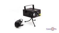Світлодіодна лазерна світломузика для вечірок Laser Show System HL-26