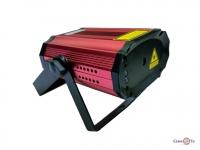 Світлодіодна світломузика - стробоскоп для дискотеки Mini Laser Light RG-017N-C1