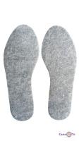 Термоустілки для взуття з овечою вовною зимові, 36-43 рр