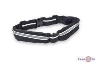 Спортивный карманный пояс-резинка Go Belt
