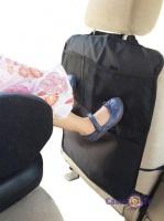 Захисний чохол-накидка на спинку переднього сидіння авто з кишенею Smiinky NY-11