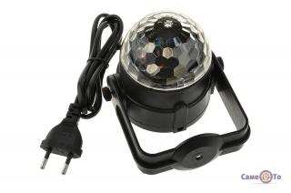 Світлодіодна диско-куля для дискотеки Led Party Light