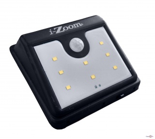 Уличный LED светильник с датчиком движения на солнечной панели Ever Brite (Эвер Брайт) - I-Zoom