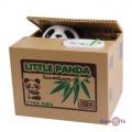 Детская говорящая копилка Панда-воришка Mischief Bank, Little Panda