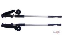 Алюминиевые телескопические палки для скандинавской ходьбы
