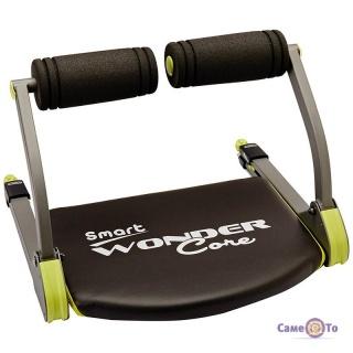 Силовий домашній тренажер для ніг і преса Smart Wonder Care (Смарт Вандер Кер)