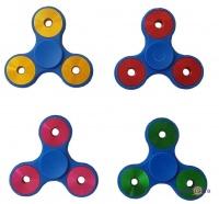 Металевий Hand spinner (Хенд спиннер) S-9 sport іграшка антистрес - finger spinner