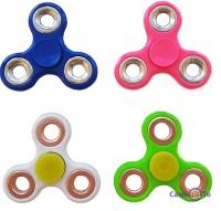 Металлический Hand spinner (Хенд спиннер) S-13 игрушка антистресс - finger spinner