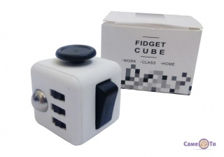 Кубик-антистрес Fidget Cube - кубик спіннер (Фіджет куб)