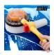 Вращающаяся щетка с насадкой для шланга Water Blast Cleaner Roto Brush