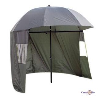 Рыбацкий зонт-палатка с окнами Sam's Fish 2.2 м