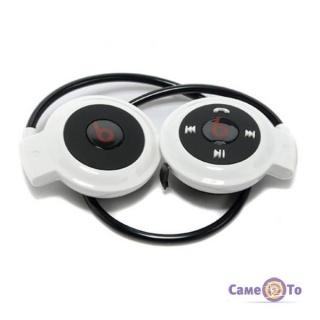 Спортивні бездротові Bluetooth навушники з MP3-плеєром mini-503 TF