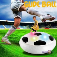 Летающий скользящий детский мяч для футбола Glide Ball (Глайд Болл)