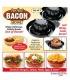 Формы для выпечки тарталеток Perfect Bacon Bowl