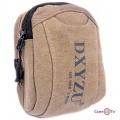 Мужская спортивная сумка на пояс с карабином DXYZU