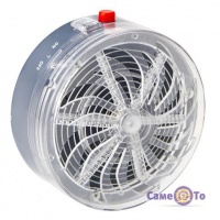 Електрична мухобійка для захисту від комарів і комах Solar Buzzkill