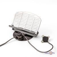 Автомобільний магнітний тримач для смартфона з зарядкою Remax Letto Car Holder