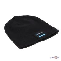 Шапка з вбудованою Bluetooth гарнітурою Music Hat