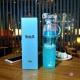 Спортивна пляшка-фляга для води з розпилювачем New.B, 600 мл.
