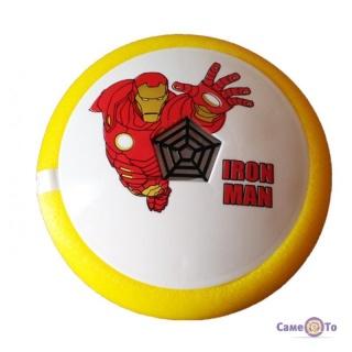 """Hoverball (Ховербол) - м'яч для аерофутболу літаючий, серія """"Месники"""""""