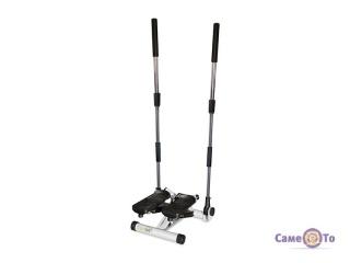 Тренажер-степпер для ніг і спини 2 в 1 Gymbit