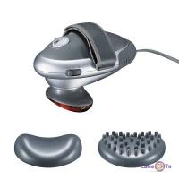 Ручний вібромасажер для тіла з інфрачервоним випромінюванням Detachable Palm Percussion Massager
