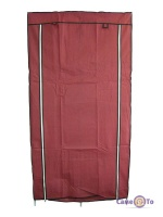 Портативна платтяна текстильна шафа для одягу HCX Storage Wardrobe 8890