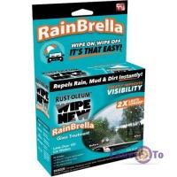 Антидождь (аквапель) - водоотталкивающий антизапотеватель стекол для авто RainBrella
