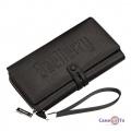 Кожаный кошелек мужской (портмоне) Baellerry S1393