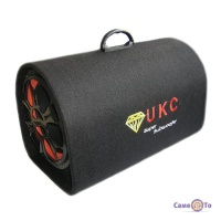 Акустична система в автомобіль - Bluetooth колонка з сабвуфером UKC Super Subwoofer 1008BT