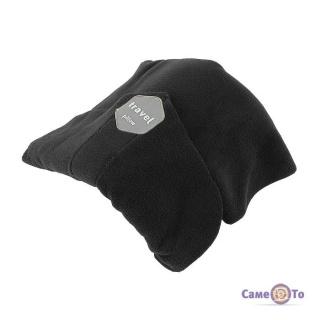 Дорожная ортопедическая подушка для путешествий Travel Pillow