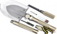 Многофункциональная складная саперная лопата в машину Multifunctional Shovel