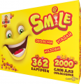 Детская развивающая настольная игра для всей семьи Smile