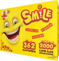 Дитяча розвиваюча настільна гра для всієї родини Smile