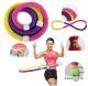 Гимнастический обруч-хулахуп для похудения талии Hula Hoop