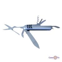 Швейцарський ніж мультитул (мультиінструмент) 7 в 1