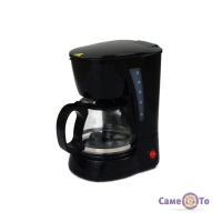 Електрична кавоварка крапельного типу Domotec MS-0707, 650 W
