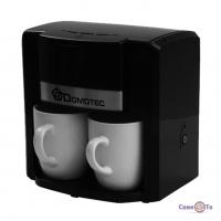 Крапельна кавоварка електрична Domotec MS-0708, 500W
