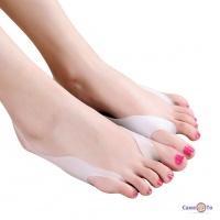 Ортопедические силиконовые накладки протекторы  на пальцы ног