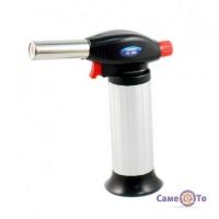 Ручная туристическая газовая горелка с баллоном Turbo Torch OL-600
