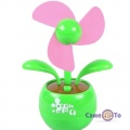 Настольный портативный USB вентилятор «Цветок»