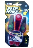 Іграшковий ніж - метелик Flip Finz (Фліп Фінз) з підствіткою