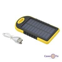 Портативний зарядний пристрій - Solar Power Bank ES500