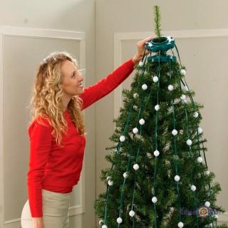 Світлодіодна гірлянда з лампочок LED Tree Dazzler новорічна
