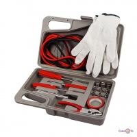 Універсальний аварійний автонабір інструментів у валізі Emergency Kit
