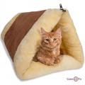 Будиночок - лежанка для кішок і собак Kitty Shack