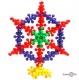 3D конструктор - пазли для дітей об'ємні, 200 деталей