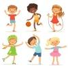 Для активного отдыха детей